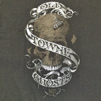 OLD TOWNE GHOSTS SHIRT - SKULL