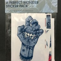 A Perfect Monster Sticker Pack #3